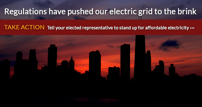 Regulations have pushed our electric grid to the brink