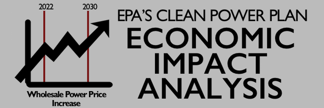 EPA'S Clean Power Plan: An Economic Impact Analysis