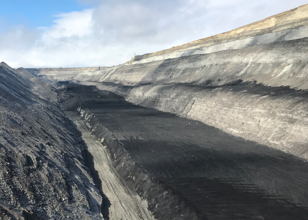 The Powder River Basin contains one of the largest deposits of coal in the world.
