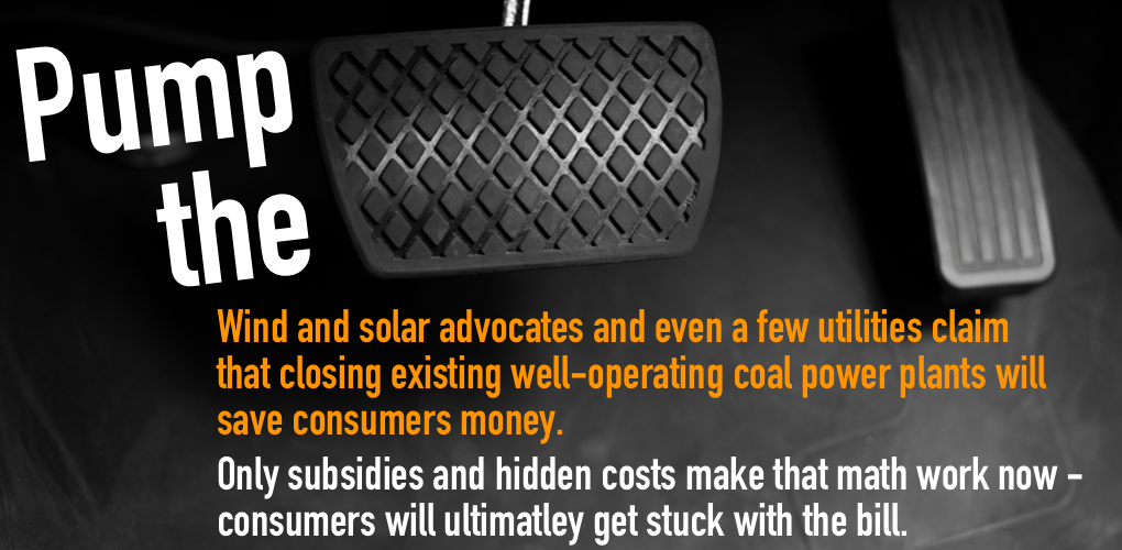 Better for Consumers? Hardly  – Count on Coal – Reliable
